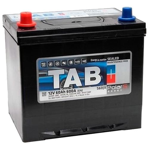 Автомобильный аккумулятор TAB аккумулятор