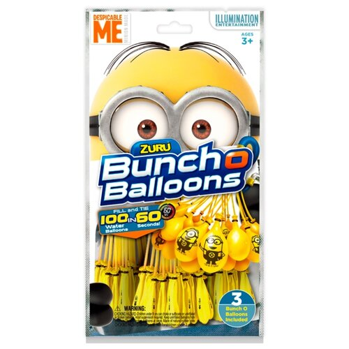 Набор шаров Zuru Bunch O bunch o balloons z5636 набор с оружием насосом 100 шаров