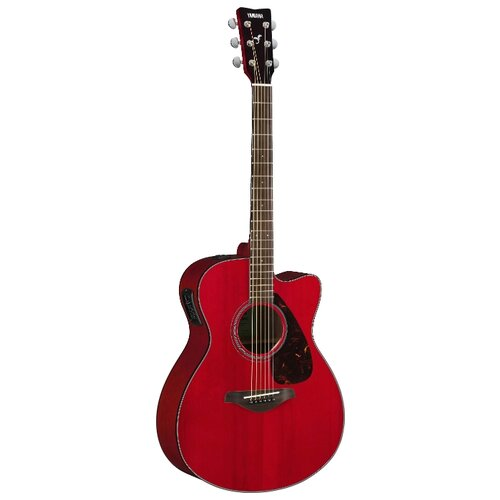 гитара электроакустическая yamaha fsx800c sunburst Электроакустическая гитара