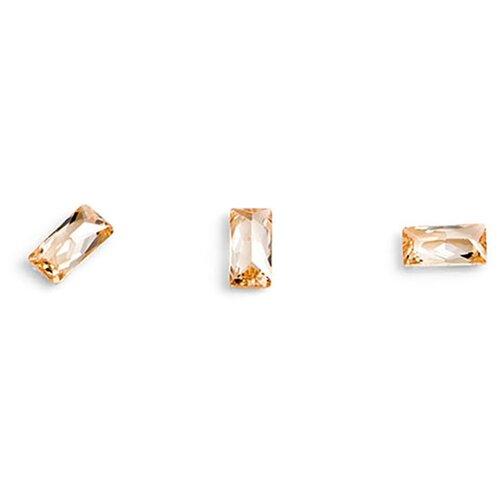 Кристаллы TNL Professional tnl кристаллы овал 1 темно желтые 10 шт