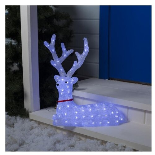 Фигурка Luazon Олень картинка световая luazon снеговичок на присоске