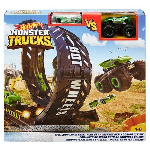 Трек Hot Wheels Monster Trucks monster trucks
