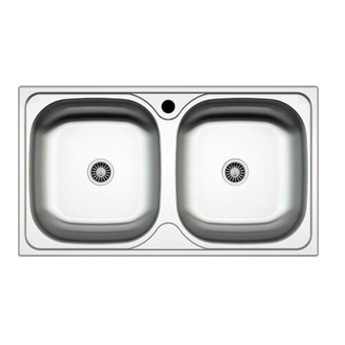 Врезная кухонная мойка Zigmund