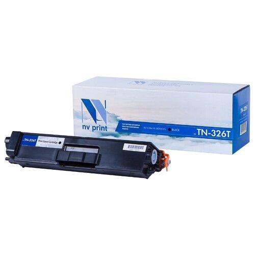 Фото - Картридж NV Print TN-326T Black ноутбук asus gx701gxr h6096t i7 9750h 2 6 32g 1t ssd 17 3fhd ag ips 240hz nv rtx2080 8g noodd win10 black metal мышь камера fhd