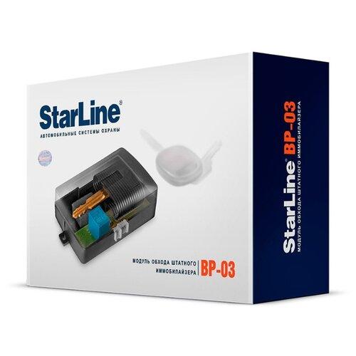 Модуль обхода StarLine ВР-03 модуль starline gsm6 мастер