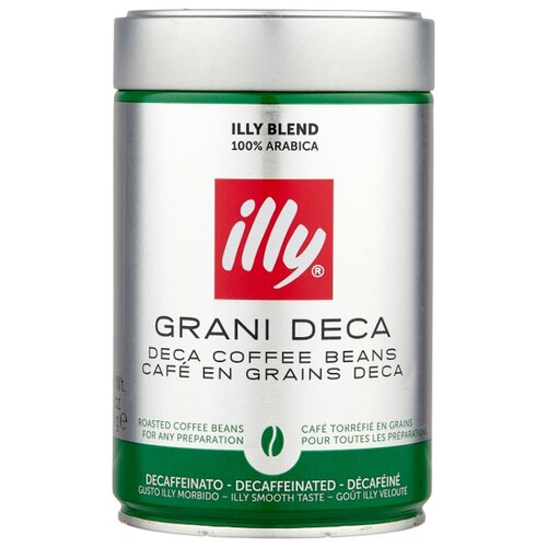 Кофе в зернах Illy Espresso
