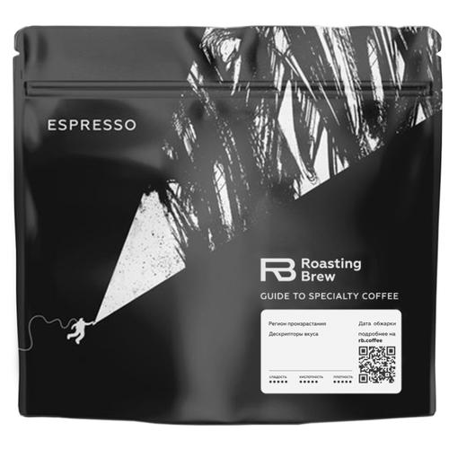 Кофе в зернах Roasting Brew