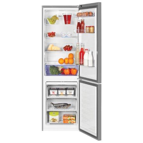 Холодильник Beko RCNK321E20S beko rcnk270k20w white холодильник