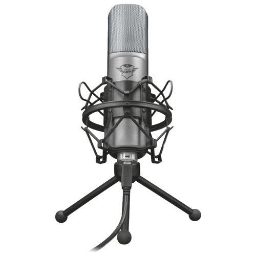 Микрофон Trust GXT 242 Lance микрофон trust gxt usb