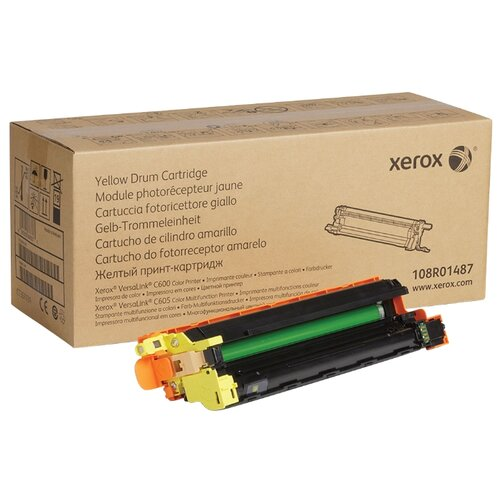 Фото - Фотобарабан Xerox 108R01487 фотобарабан xerox 108r00777