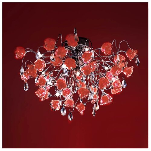 Люстра Citilux Rosa EL325C15.2 подвесная люстра citilux rosa bianco el325p12 1