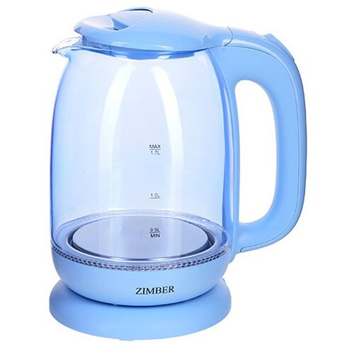 Чайник Zimber ZM-11240 11241 чайник электрический zimber zm 11216