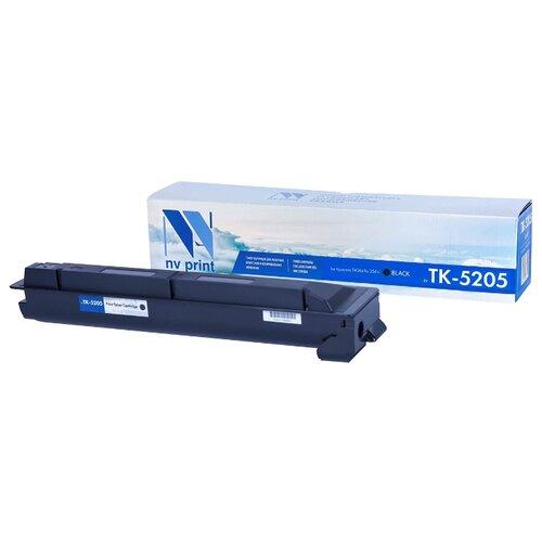 Фото - Картридж NV Print TK-5205 Black картридж nv print tk 8505 black