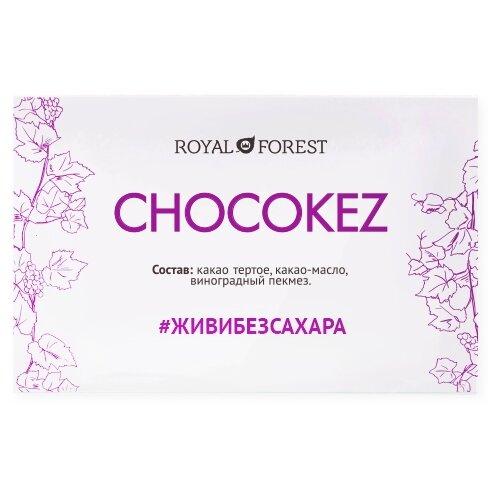 Шоколад ROYAL FOREST Chocokez фото