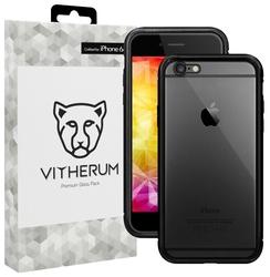 Чехол Vitherum SILVER Premium Glass Pack для Apple iPhone 6/iPhone 6S