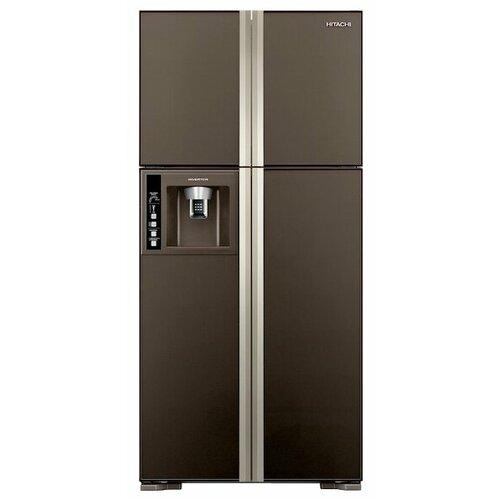 Холодильник Hitachi R-W662PU3GBW холодильник hitachi r m702gpu2xmir