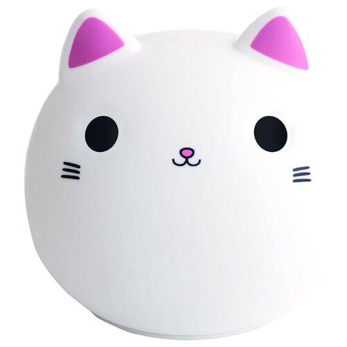Ночник Rombica LED Kitty фонарь rombica led s8