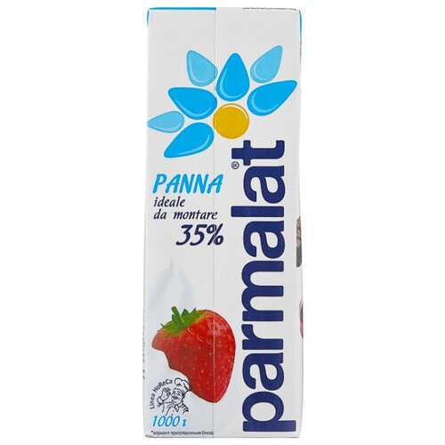 Сливки Parmalat
