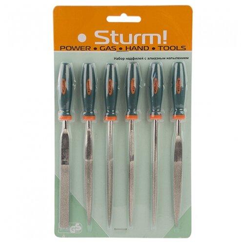 Набор надфилей Sturm!