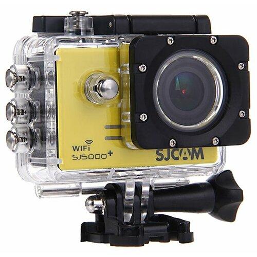 Экшн-камера SJCAM SJ5000 Plus видеокамера экшн sjcam sj5000 wifi желтый