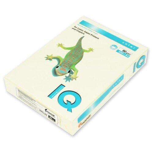 Фото - Бумага цветная IQ Color А4 80г гель лак для ногтей iq beauty iq beauty iq001lwcqky9