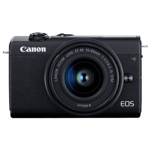 Фото - Фотоаппарат Canon EOS M200 Kit фотоаппарат