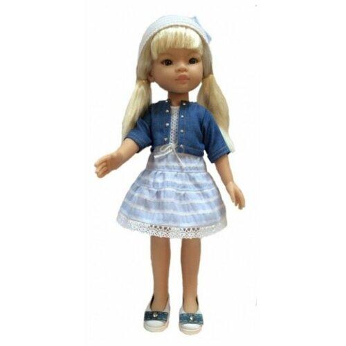 Кукла Paola Reina Маника 32 см paola reina кукла лидия 60 см paola reina