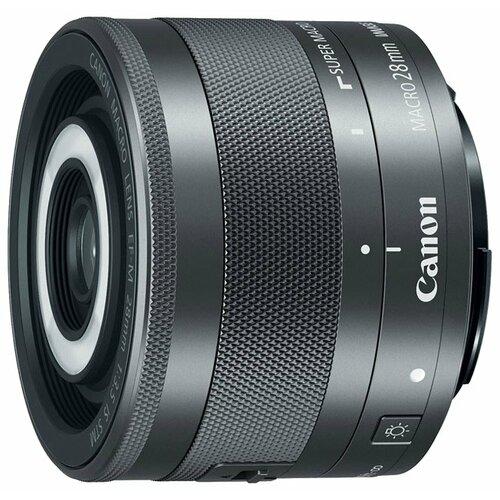 Фото - Объектив Canon EF-M 28mm f 3.5 объектив