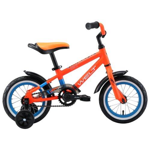 Детский велосипед Welt Dingo 12 велосипед welt peak 24 disc 2019
