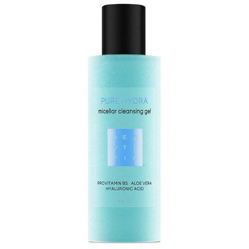 BEAUTIFIC мицеллярный гель для beautific шампунь megawatt для