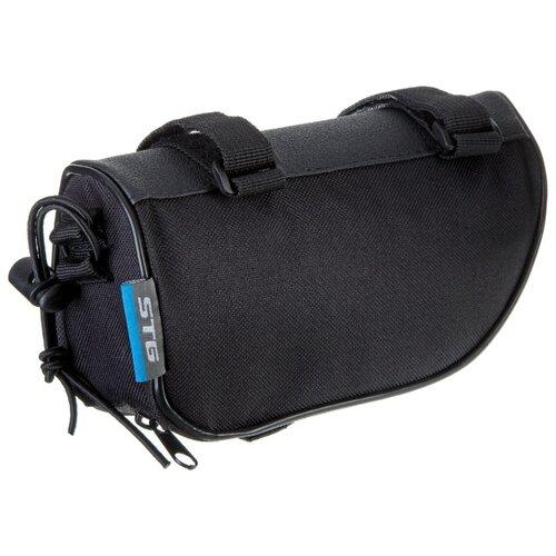 Велосумка STG на раму 12654-A roswheel велосумка бардачок 1 2 l сумка на бока багажника велосипеда многофункциональный велосумка бардачок 600d ripstop велосумка спорт