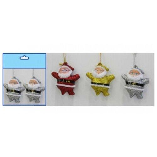 Фото - Набор елочных игрушек SNOWMEN полесье набор игрушек для песочницы 468 цвет в ассортименте