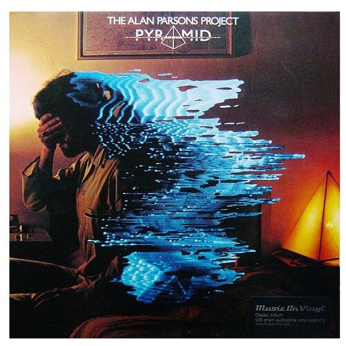 The Alan Parsons Project. Pyramid виниловая пластинка the alan parsons project turn of a friendly card