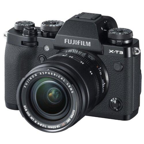 Фото - Фотоаппарат Fujifilm X-T3 Kit фотоаппарат fujifilm x t2 kit