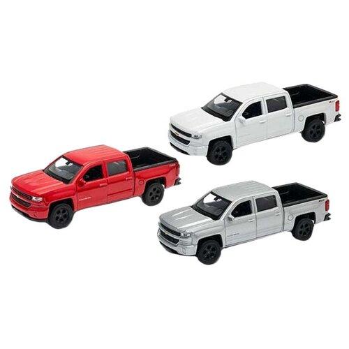 Модель машины Welly Chevrolet машины welly модель машины пожарная машина