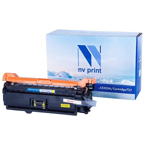 Фото - Картридж NV Print CE252A 723 свитшот print bar mcmxciii 1993