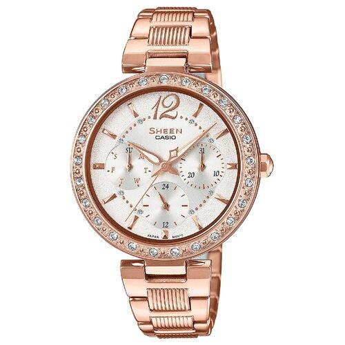 Наручные часы CASIO SHE-3065PG-7A casio steel bracelet men s watch mtp1128a 7a