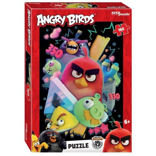 Пазл 160эл. Angry Birds Степ пазл