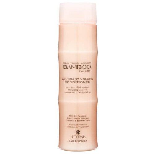Alterna кондиционер Bamboo эмульсия alterna lengthening hair and scalp elixir 50 мл
