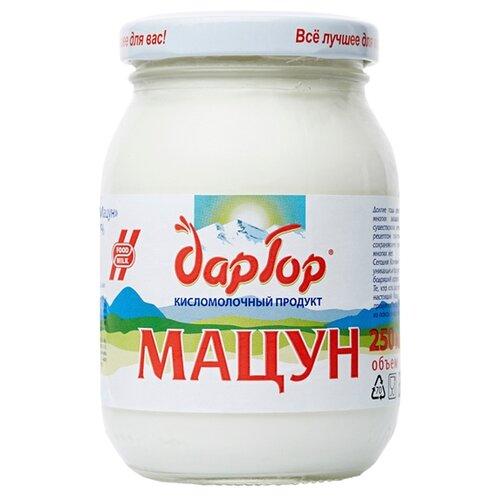 Дар Гор Мацун 3.6% 250 г дар гор сыр брынза с чёрными и зелёными плодами оливы в масле 40% 250 г