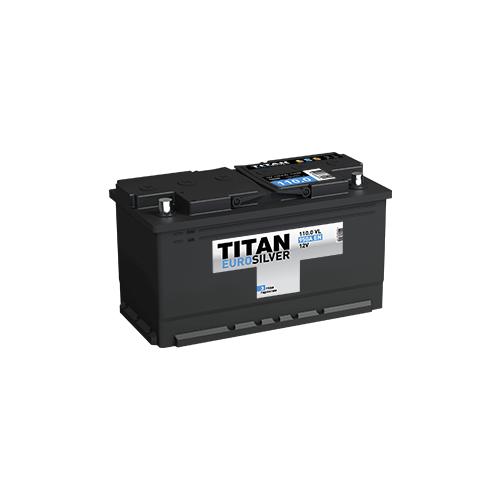 Аккумулятор TITAN EUROSILVER аккумулятор