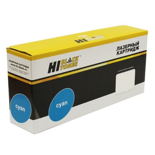 Фото - Картридж Hi-Black HB-CLT-C607S картридж hi black hb q7551a