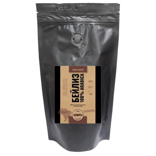 Кофе в зернах Aroma Бейлиз