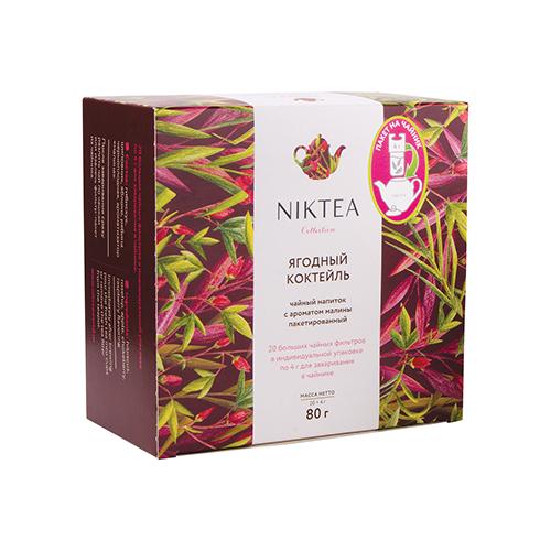 Чайный напиток красный Niktea