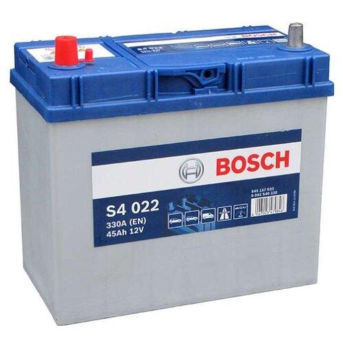 Автомобильный аккумулятор Bosch аккумулятор