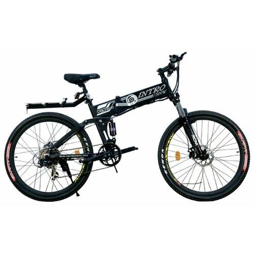 Электровелосипед Volteco Intro электровелосипед volteco shrinker 2