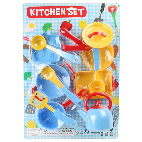 Набор посуды Veld Co 82173