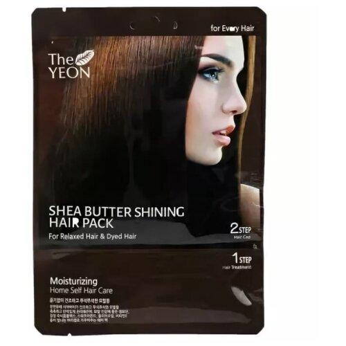 The yeon Маска для волос с маска для лица с каолиновой глиной pore clean mudtox mask yellow 80гр the yeon