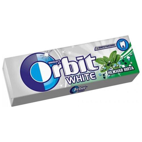 Жевательная резинка Orbit White ledron orbit slim white