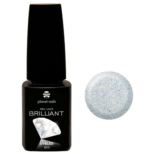 Гель-лак planet nails Brilliant гель лак для ногтей planet nails planet nails pl009lwcmam9